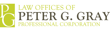 Law Offices of Peter G. Gray Professional Corporation logo